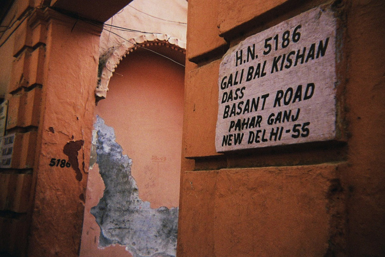 Film photography - India & Nepal - Hanke Arkenbout