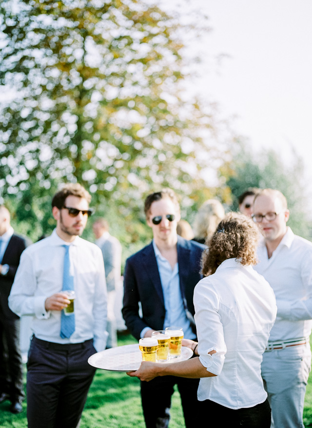 buiten bruiloft fotografie zomer