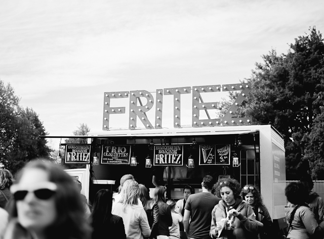 fritez patat food truck festival bruiloft