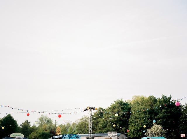 festival bruiloft bohemian