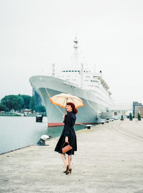 vintage lifestyle magazine fotografie