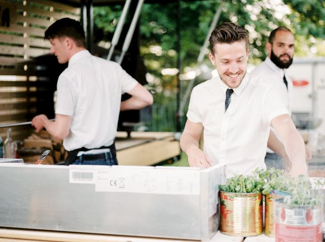old scuola pizza food truck festival TREK Rotterdam Hanke Arkenbout
