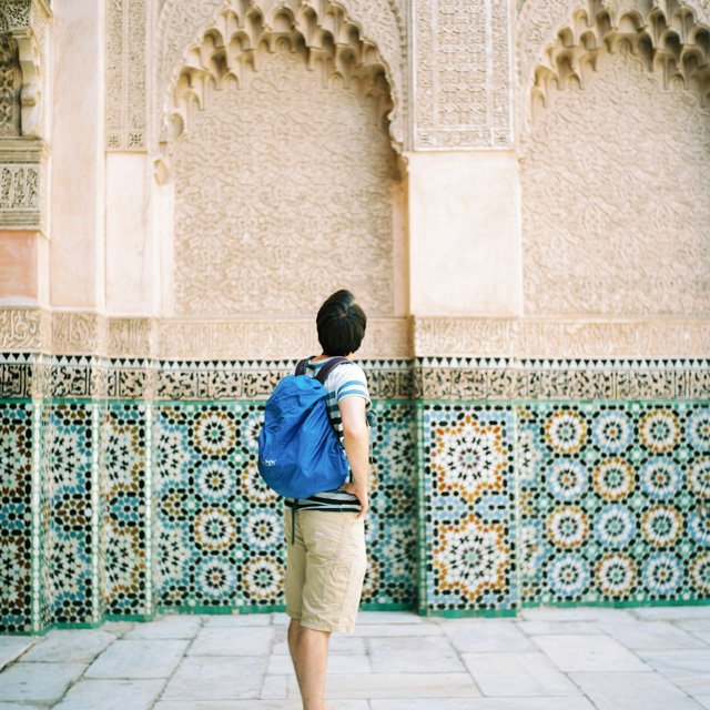 film photography marrakech morocco hanke arkenbout
