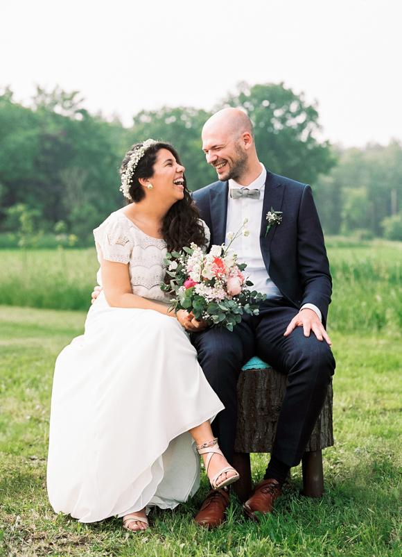 hanke arkenbout bohemian wedding bruiloft buiten bruiloft belgie lommel