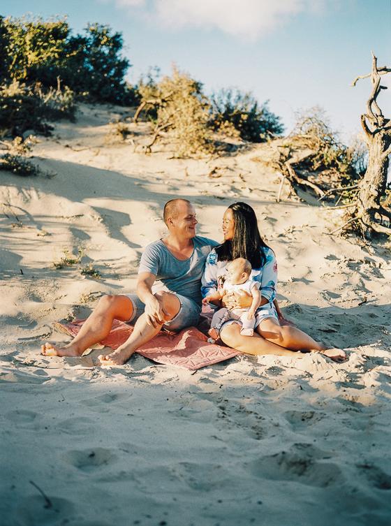 familieshoot analoog duinen hanke arkenbout