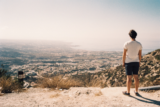 cyprus guide holiday blue lagoon film lifestyle photographer