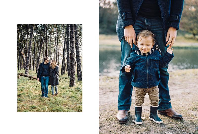 fotograaf familieshoot hanke arkenbout analoog buiten duinen amsterdam