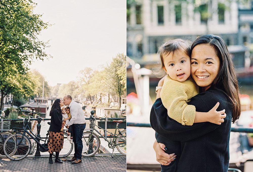 gezinsfotografie familiefotografie buiten ontspannen kleine kinderen