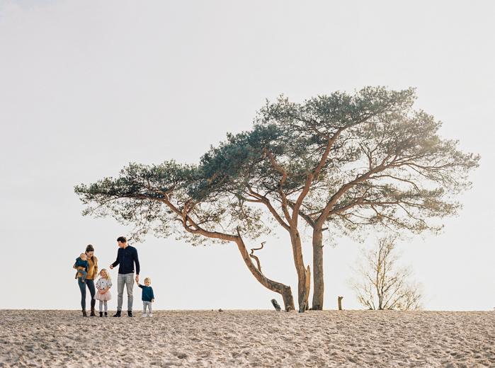 gezinsshoot gezinsfotografie soesterduinen