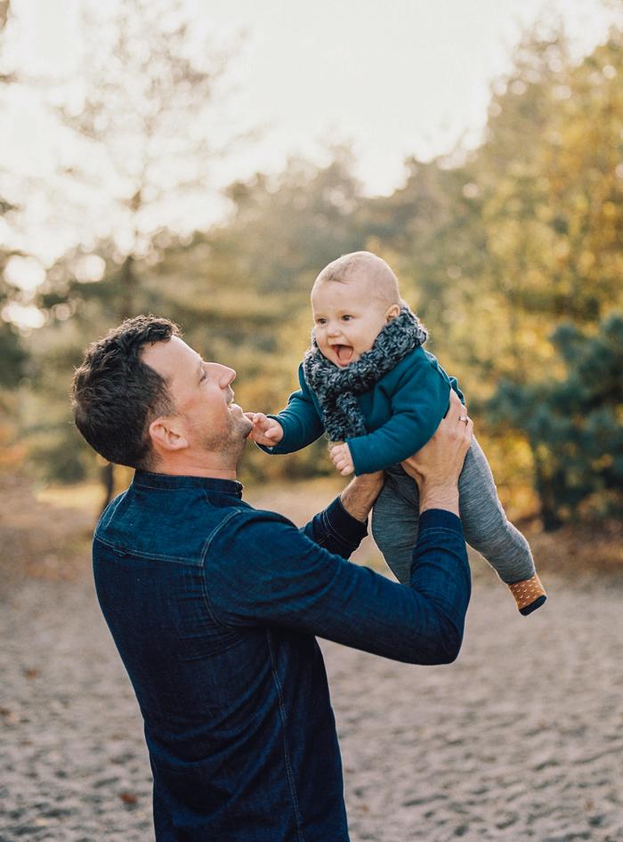 gezinsshoot gezinsfotografie buiten hanke arkenbout