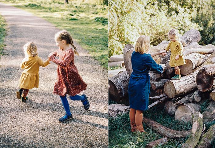gezinsshoot gezinsfotografie rotterdam kralingse bos