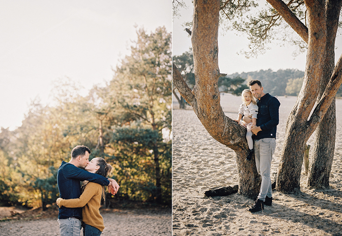 gezinsshoot Soesterduinen gezinsfotografie buiten hanke arkenbout