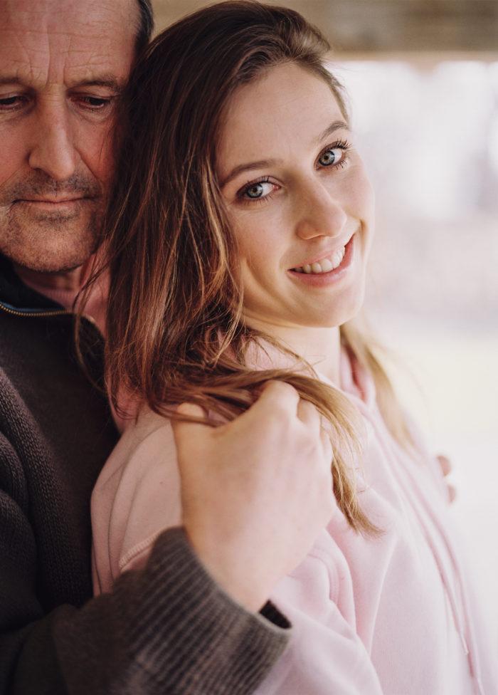 Suzanne Schulting vader fotoshoot wendy magazine hanke arkenbout analoog