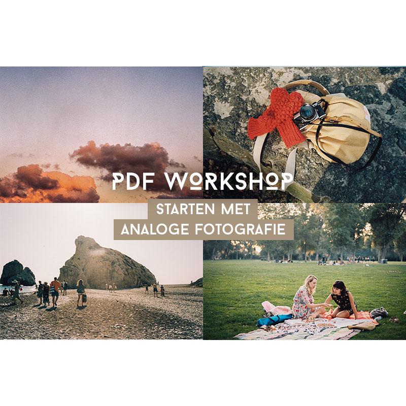 workshop pdf starten met analoge fotografie beginnen