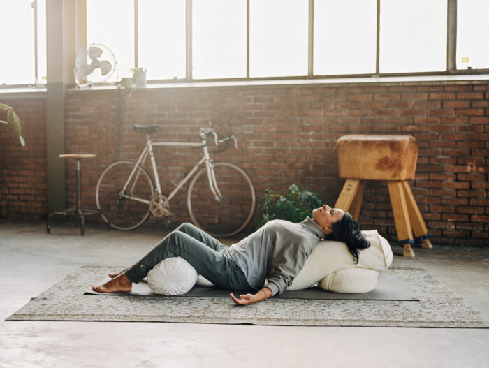 yoga magazine hanke arkenbout